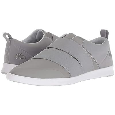 Lacoste Avenir Slip 418 1 (Grey/White) Women