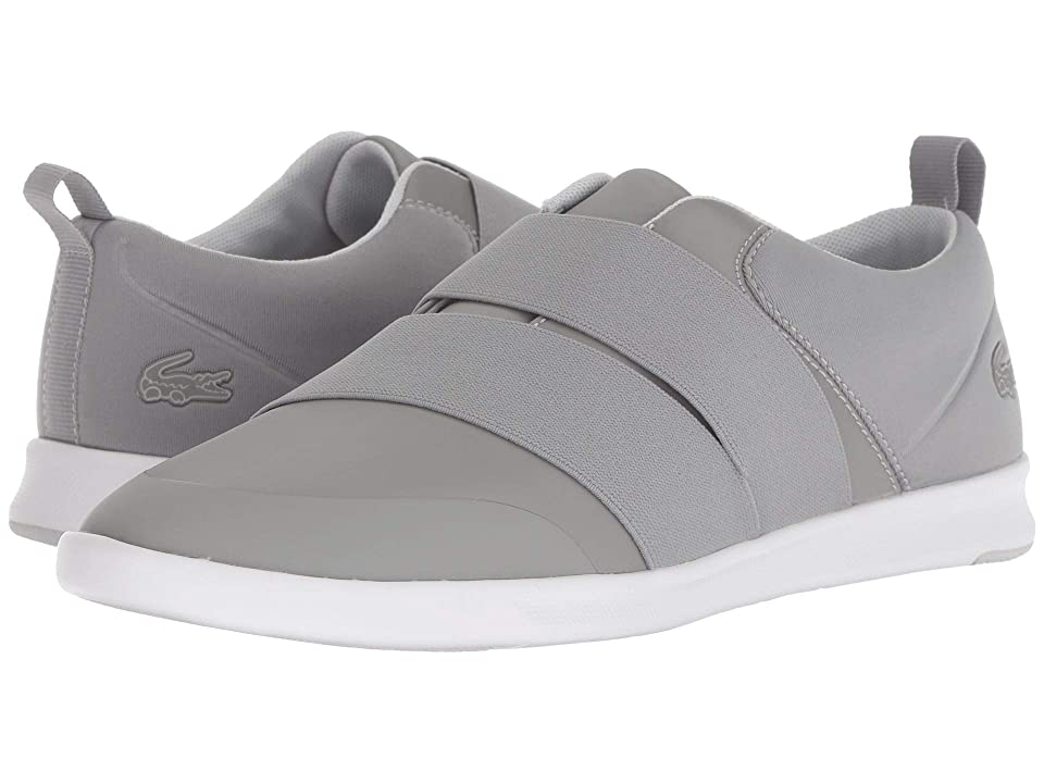 Lacoste Avenir Slip 418 1 (Grey/White) Women