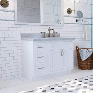 Inset Shaker Vanity Cabinet (36