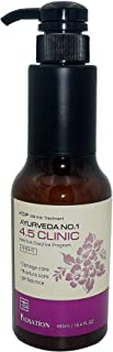 KCP Silk Hair Treatment AYURVEDA 4.5 CLINIC 16.4 fl.oz - for Damaged Hair After Perm Bleach & Dye Moisture care PH-Balance