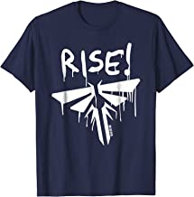 The Last of Us Fire Fly Rise T-shirt