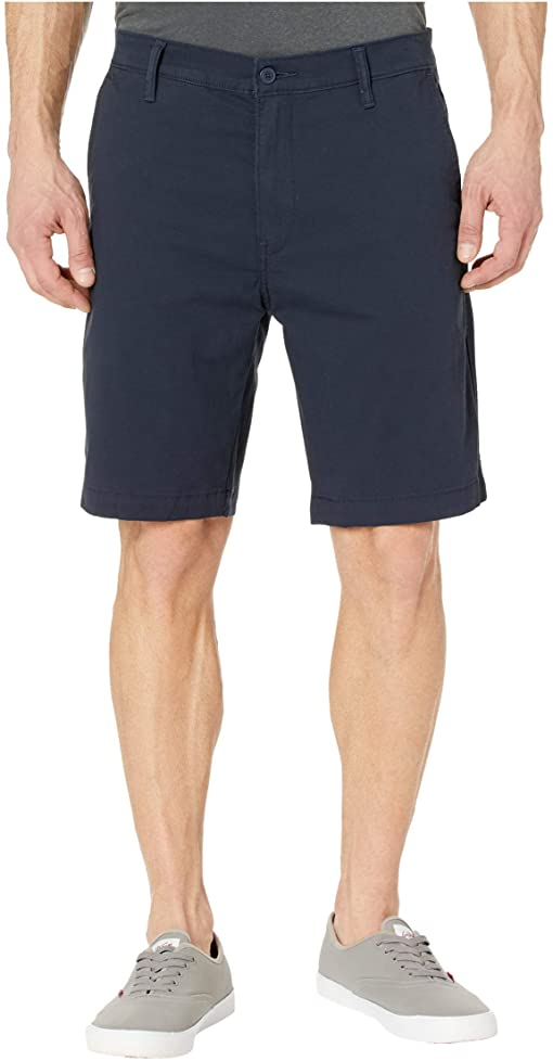 Baltic Navy Stretch Twill
