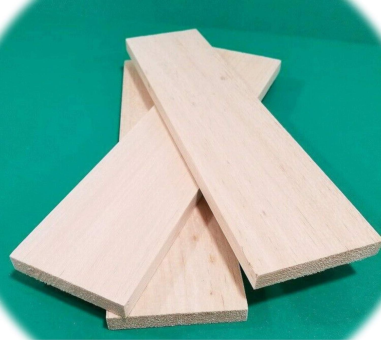 New Balsa Block Max 59% OFF 1 2 x 3 BW-0188IES Su Wood 12