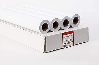 Oce 20# Inkjet - Check Plot - 2 inch core Plotter Paper - 18
