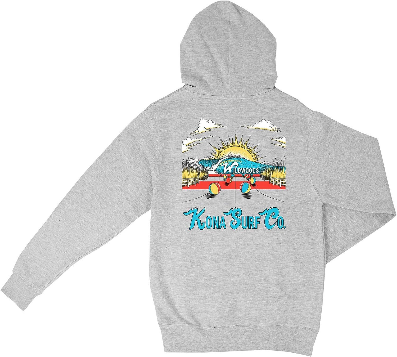 KONA SURF CO. Wildwood Daze Boys Pullover Hoodie