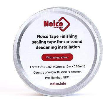 Noico Tape Finishing Sealing Tape for car Sound deadening Installation