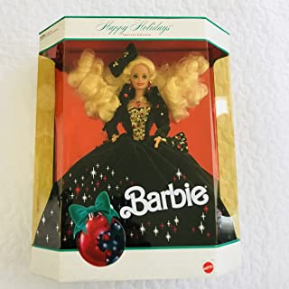 Happy Holidays Barbie Doll Special Edition (1991)