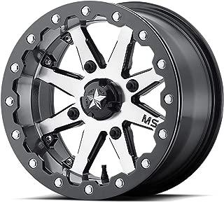 MSA LOK 16x7 Gunmetal Wheel / Rim 4x156 with a 0mm Offset and a 132.00 Hub Bore. Partnumber M21-06756