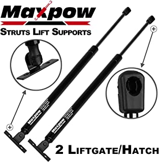 Maxpow 2PCS Rear Liftgate Hatch Tailgate Lift Supports Compatible with Jeep Cherokee 1997 1998 1999 2001 4291