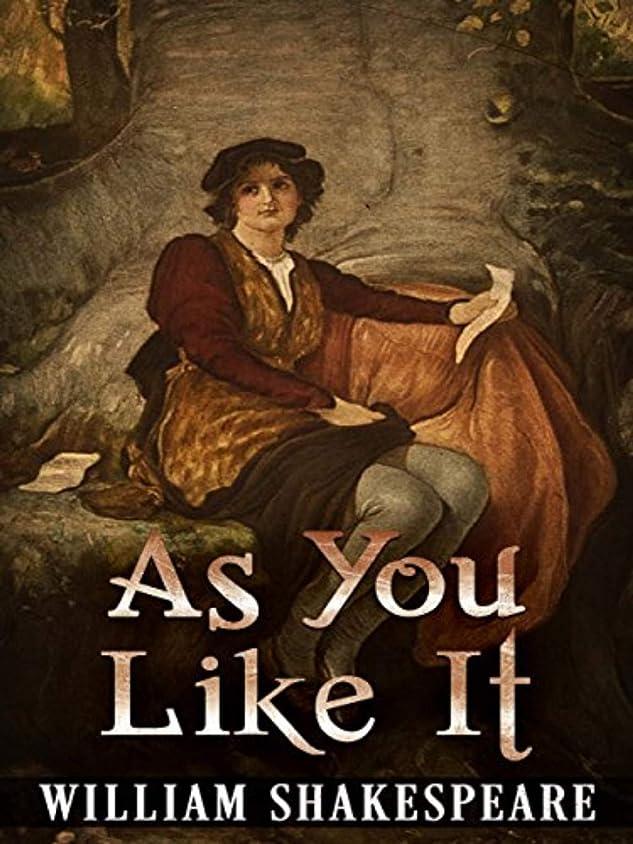 にやにや救援あなたはAs You Like It (English Edition)