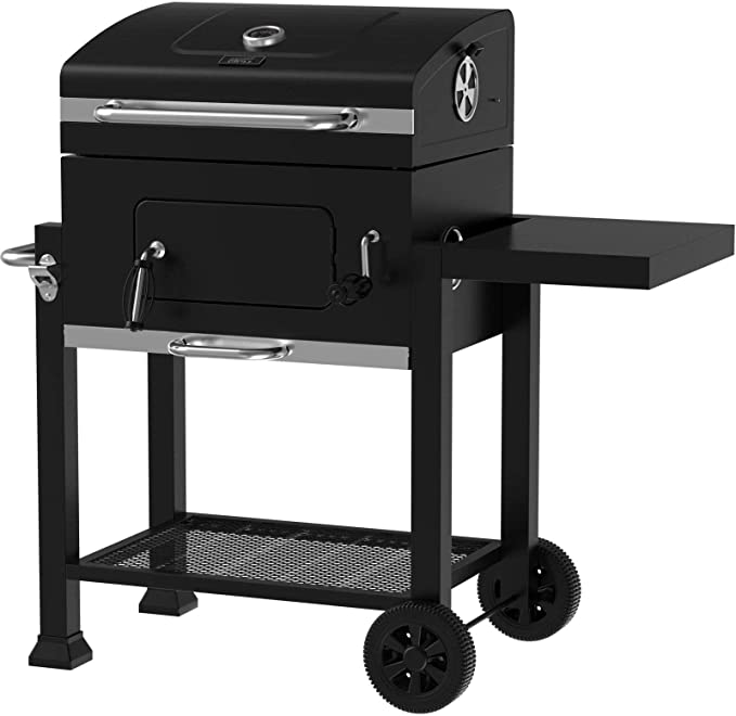 Expert Grill Heavy Duty 24-Inch Charcoal Grill – Convenience at Its Best