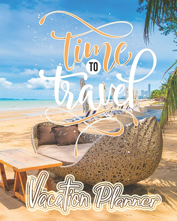 振る偽造オレンジTime to Travel: Vacation Planner