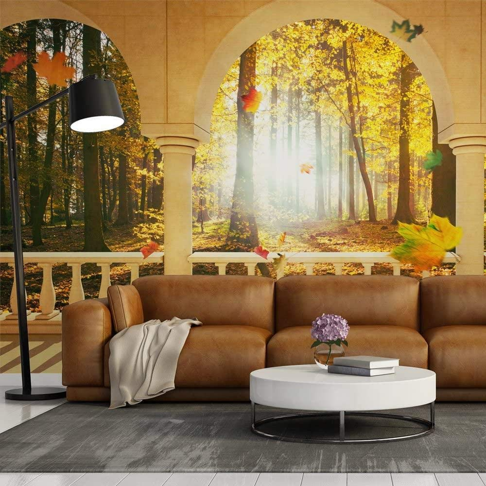 Mural Photo Colorado Reservation Springs Mall 3D Modern Architecture-250x175CM