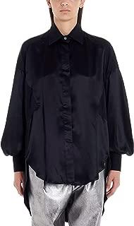 DI.LA3 PARI' Luxury Fashion Womens C03BLU Blue Blouse | Fall Winter 19