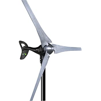 Nature Power 70500 Wind Turbine with MPPT Charge Controller, 400-Watt,Black