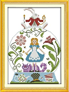 Everlasting Love Fairy Tales Chinese Cross Stitch Kits Ecological Cotton Clear Stamped Printed 14CT 11CT DIY Wedding Decor...