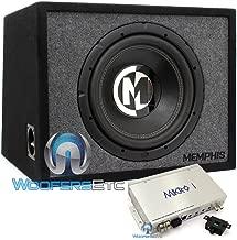 pkg ZED Audio MIKRO I Monoblock 300W RMS Class D Amplifier + Memphis 15-PRXE12S 12