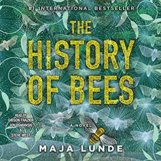 The History of Bees cover art