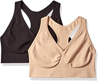 Hanes Women's Ultimate Comfy Support Wirefree 2 Pack