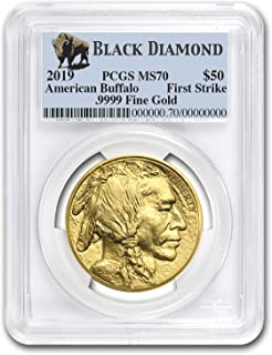 black diamond gold buffalo