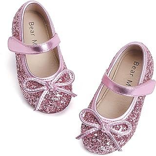 Bear Mall Girls' Shoes Girl's Ballerina Flat Shoes Mary...