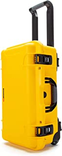 Nanuk 935 Waterproof Hard Case with Wheels and Foam Insert - Yellow