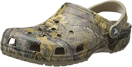 Crocs Mens Classic Realtree Xtra Clogs