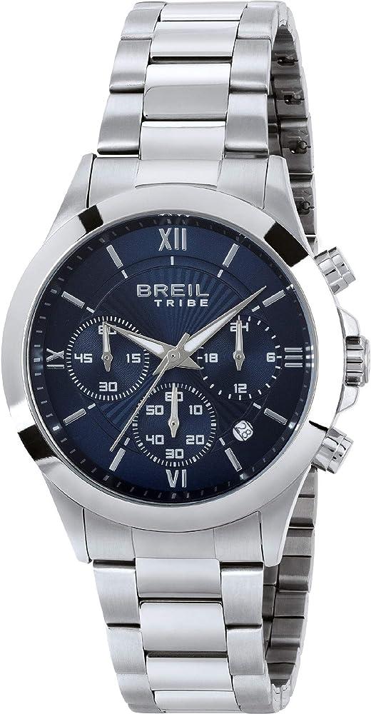 Breil orologio cronografo in acciaio inossidabile EW0331