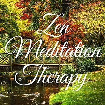 Zen Meditation Therapy (Deep Sleep & Peaceful Relaxation)