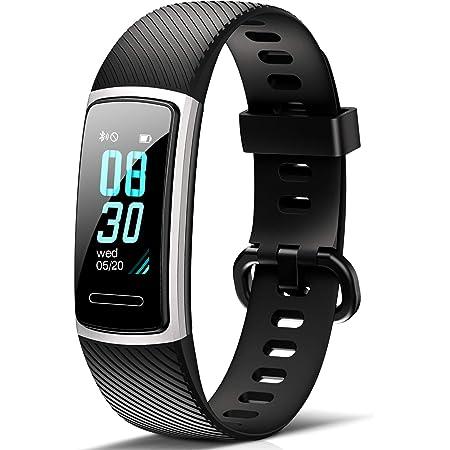 Medisana Aktivitätstracker Wasserdicht Fitness Armband Uhr Tracker Sportuhr