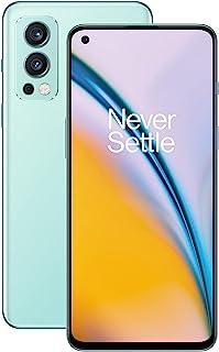 OnePlus Nord 2 5G (UK) 8 GB RAM 128 GB, bez Simlocka, z potrójnym aparatem i 65W Warp Charge - 2 lata gwarancji - Blue Haze
