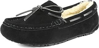 black sheepskin slippers ladies