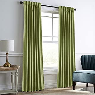 Best signature velvet curtains Reviews
