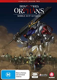 Mobile Suit Gundam: Iron-Blooded Orphans - Complete Season Two (Import版) - 機動戦士ガンダム 鉄血のオルフェンズ コンプリート シーズン2 [DVD] [Import] ...