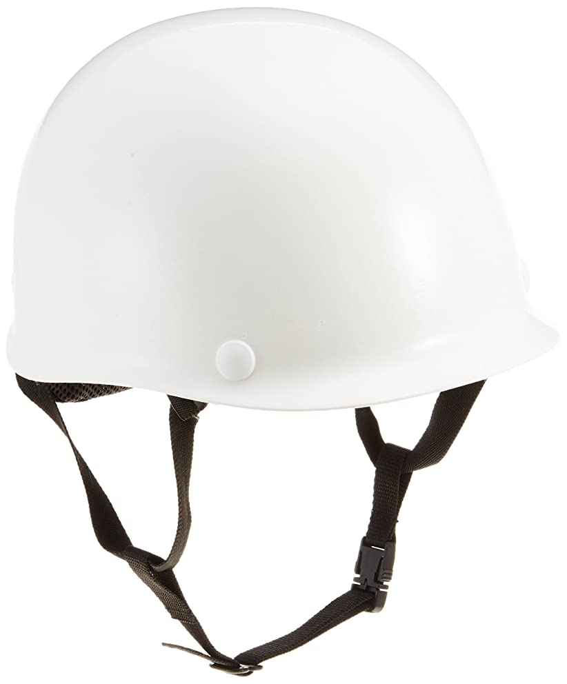 210-OT White (48-57 cm) TOYO children's disaster prevention helmet (japan import)