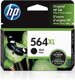 HP 564XL | Ink Cartridge | Works with HP Deskjet 3500 Series, HP Officejet 4600 5500 C6300 6500 7500 Series, B8550, D7560,...