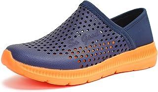 [antelope] サマーシューズ 靴 レディース 歩きやすい キックバック パンチング アクア PVC