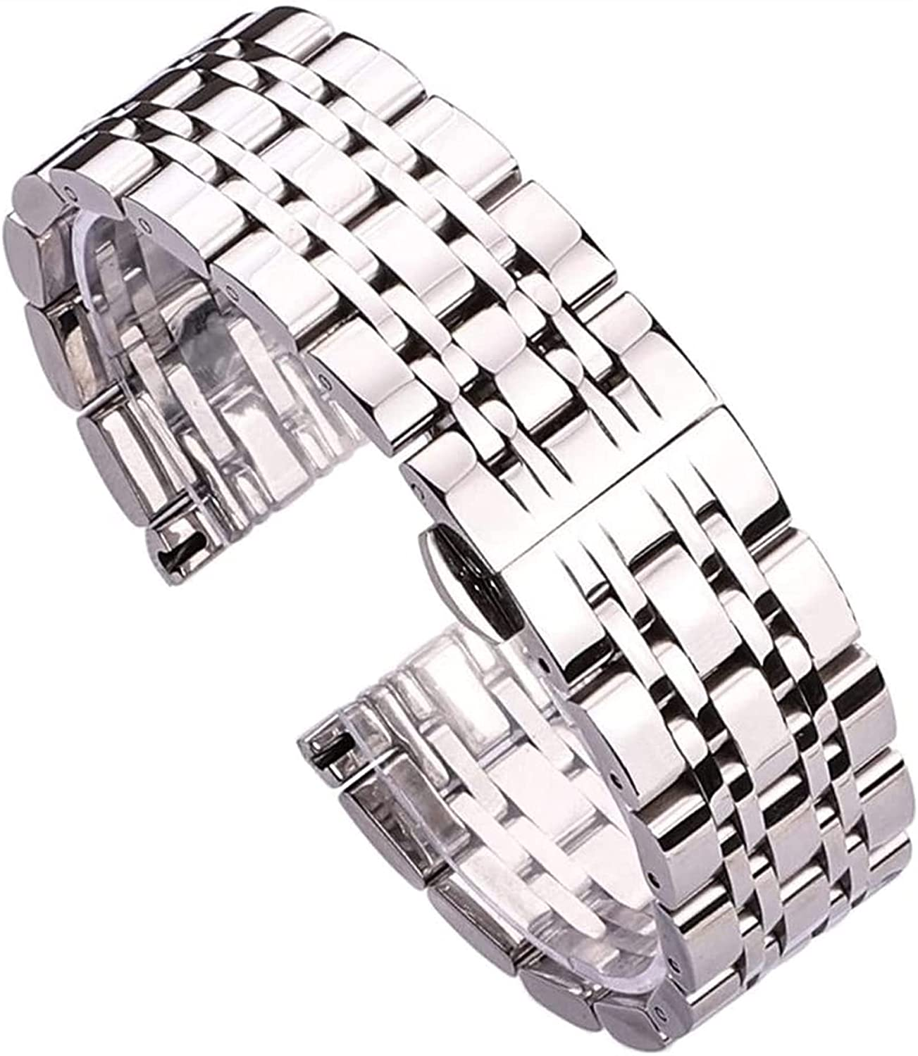 chenghuax Watch Strap 18mm 20mm Stainless Steel Band 22mm Sacramento Ranking TOP4 Mall