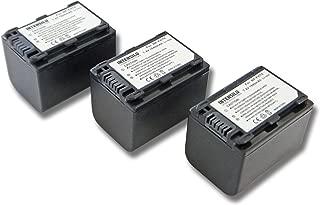 Batería CARGADOR PARA SONY hdr-xr105 hdr-xr105e xr-105