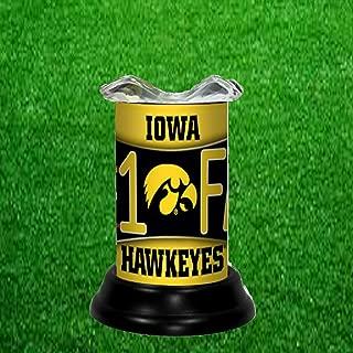 IOWA HAWKEYES NCAA TART WARMER - FRAGRANCE LAMP - BY TAGZ SPORTS