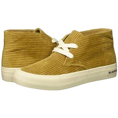 SeaVees Maslon Desert Boot (Golden Brown) Women