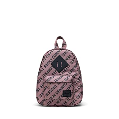Herschel Supply Co. Heritage Mini (Roll Call Ash Rose) Backpack Bags