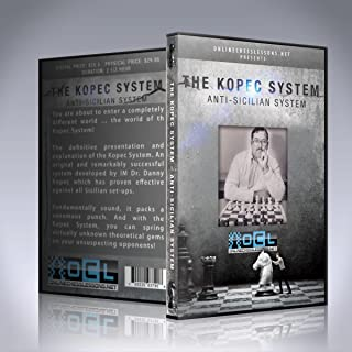 The Kopec System (Two Disk Set) by IM Danny Kopec