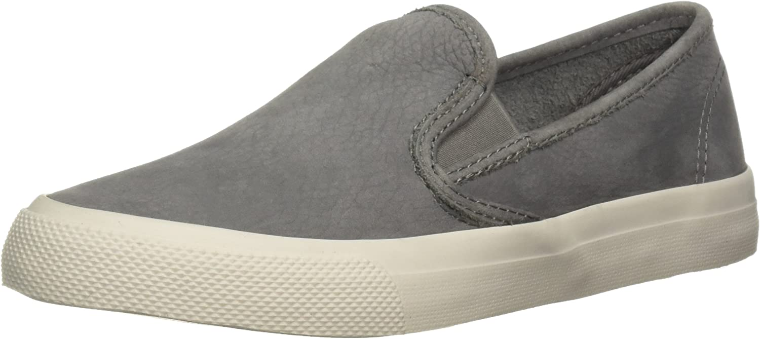 Sperry Womens Seaside Washable Leather Sneaker