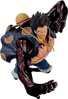 Banpresto One Piece 6.3-Inch Gear Fourth  Luffy Figure, SCulture Big Zoukeio Special
