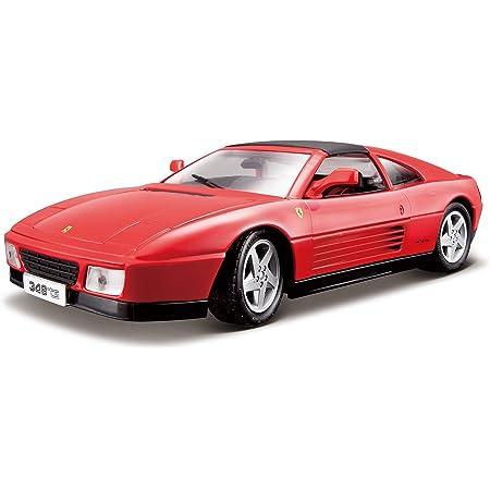 Bburago 16006r Modellauto 1 18 Ferrari 348ts Rot Fahrzeuge Amazon De Spielzeug