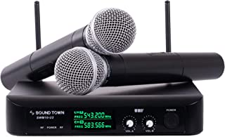 radio microphones for churches