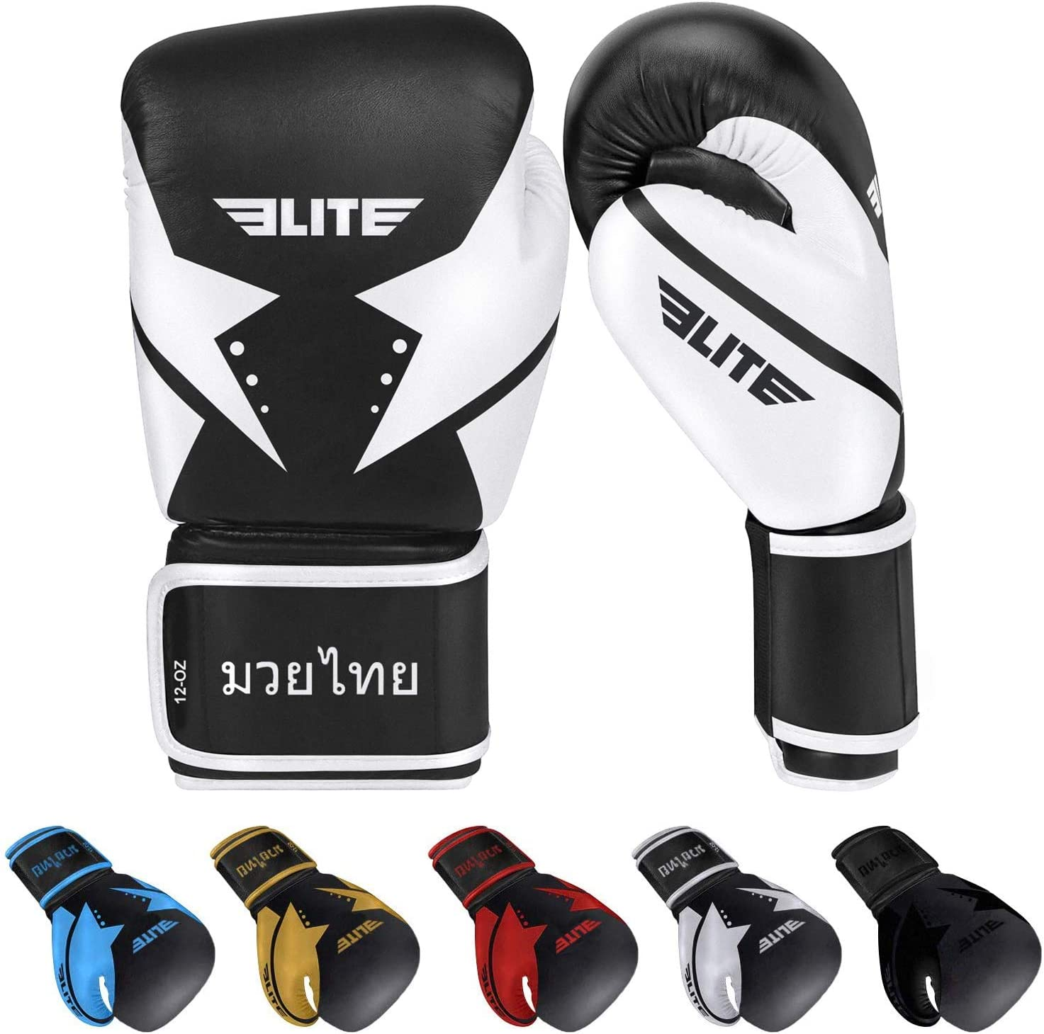 Elite Sports Beauty products 2021 Muay Thai Ranking TOP18 Gloves Men's Women's Bes