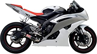 Yoshimura TRC Carbon Fiber Slip-On Exhaust for 2006-2011 Yamaha YZF-R6V - EPA Noise Compliant - Yamaha YZF-R6 2006-2010