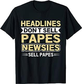 newsies t shirt